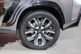 lexus lf nx lexus lf nx concept wheel at naias 2014 indian autos blog
