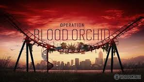 siege dia blood orchid ya se encuentra disponible en rainbow six siege la