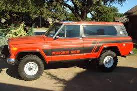 chief jeep color this handsome 1976 jeep cherokee chief went from barn find to ebay gem