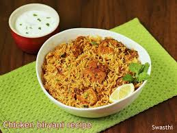 biryani indian cuisine chicken biryani recipe easy chicken biryani in pot or pressure cooker