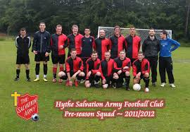2011 hythe salvation army