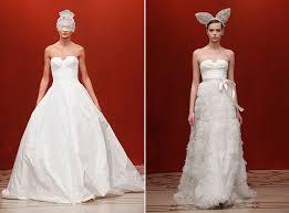 high wedding dresses 2011 contemporary wedding veils gorgeous fall 2011 reem acra wedding