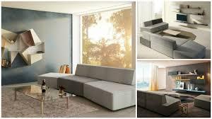 meuble et canapé meuble modulable un canapé modulable pour plus de confort