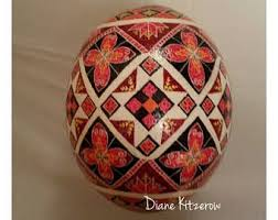 decorative eggs ostrich egg pysanka ukrainian eggs pysanky eggs unique wedding