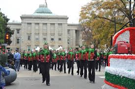2014 wral raleigh christmas parade to take place before
