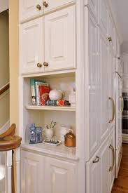 Kitchen Desk Furniture Desk In The Kitchen Is It A Feature Of The Past U2014 Designed