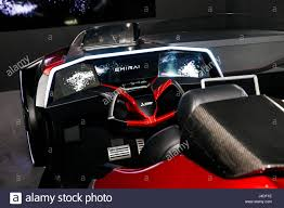 mitsubishi concept 2017 assisted driving concept car by mitsubishi on exhibition cebit