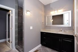 tile or cabinets first first floor master homes raleigh stanton gray and purple bathroom
