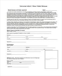 sample print release form example print release form video
