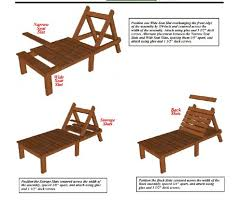 5 elegant sunbathing loungers you can diy free plans diy u0026 crafts