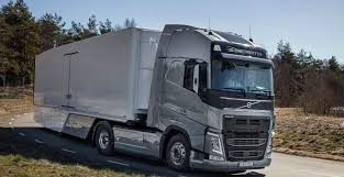 new volvo lorry fuel consumption