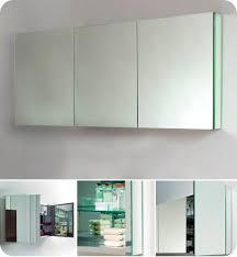 Medicine Cabinet Door Hinges Bathroom Comely Bathroom Luxury Triple Door Frameless Medicine