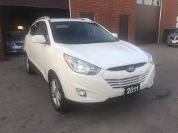 2011 hyundai tucson limited for sale and used hyundai tucsons in york on carpages ca