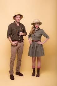 Halloween Costumes Ideas Couples 25 Safari Costume Ideas 3 Halloween