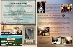 Smallpdf Newsletter Template U2013 Inside Smallpdf Healing Hearts Animal Rescue