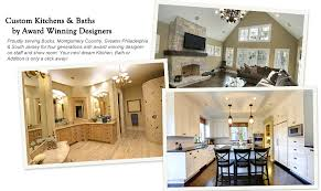 Designer Kitchens And Baths by Remodeling Contractor Philadelphia Bucks Montgomery County