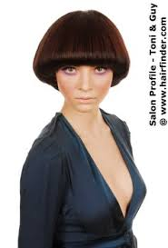 tony and guy short hair styles hairstyle inspired by joanna lumley s signature purdey
