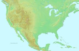 Topographic Map Of The World by File Map Of Usa Topological Png Wikimedia Commons