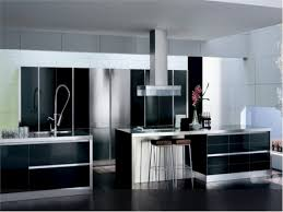 modern kitchen tile flooring design inspiring black white modern kitchen contemporary cabinet