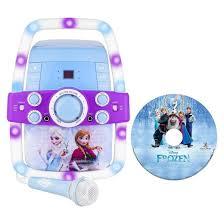 frozen flashing light karaoke 65827 target