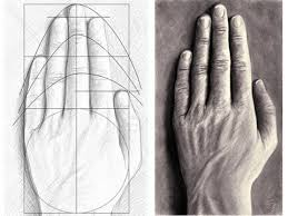 tutorial how to draw hands youtube