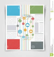 technical brochure template information flyers template fieldstation co