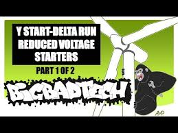 y start delta run reduced voltage starters part 1 of 2 youtube