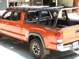 2004 Toyota Tacoma Roof Rack by Dissent Offroad Aluminum Rack System Tacoma World