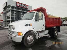sterling dump trucks for sale