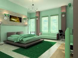 Kids Green Bedroom Interior Best Fun Color Themes For Kids Rooms Child Room Wall