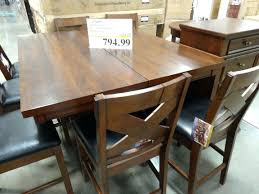 Costco Dining Room Set Costco Dining Table Chairs Best Gallery Of Tables Furniture