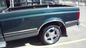 1992 Ford F150 Hillyard Custom Rim U0026tire 1992 Ford F150 Riding On 20 Inch Chrome