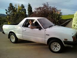 subaru brat custom car picker white subaru brumby