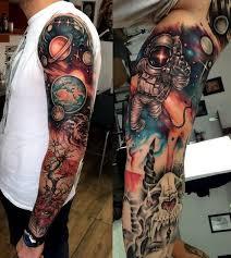 the 25 best galaxy tattoo sleeve ideas on pinterest galaxy