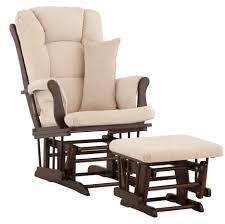 Nursery Chair And Ottoman Ottoman Attractive Stork Craft Tuscany Custom Glider Rocker And