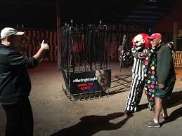 spirit halloween syracuse ny fright nights at the fair u201d respond to clown scare ncc news