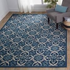 6 X 6 Area Rug Nourison Caribbean Indoor Outdoor Graphic Area Rug 7 10 X 6 With