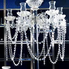 amazon com crystalprismworld 6ft crystal garland chandelier chain