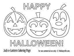 free printable jack o lantern coloring pages 28 best halloween coloring pages images on pinterest halloween