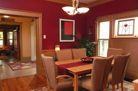 unique dining room paint colors with oak chair rail light of