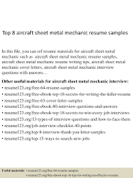 Effective Resumes Examples by Sheet Metal Resume Examples Free Resume Example And Writing Download