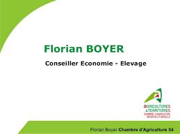 chambre agriculture 26 visite 2 un système polyculture élevage bovins viande efficient et pe