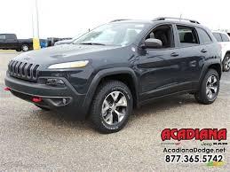 rhino jeep cherokee 2016 rhino jeep cherokee trailhawk 4x4 111597697 gtcarlot com