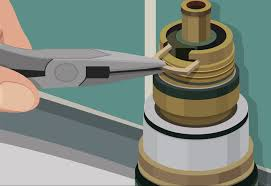 kitchen faucet cartridge how to repair cartridge sink faucets at the home depot