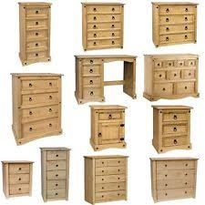 corona mexican pine bedroom furniture ebay