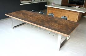 hammered copper dining table copper top dining table copper top dining room tables hammered