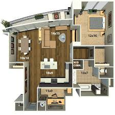 in apartment floor plans mezzo apartment homes atlanta ga floor plans