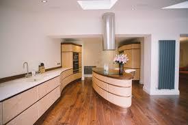 kitchen room design furniture glass door rustic cherry wood