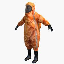 hazmat suit halloween costume 3ds max nbc suit