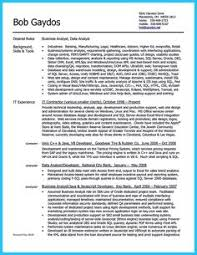 Intelligence Analyst Resume Examples by Data Analyst Resume Will Describe Your Professional Profile